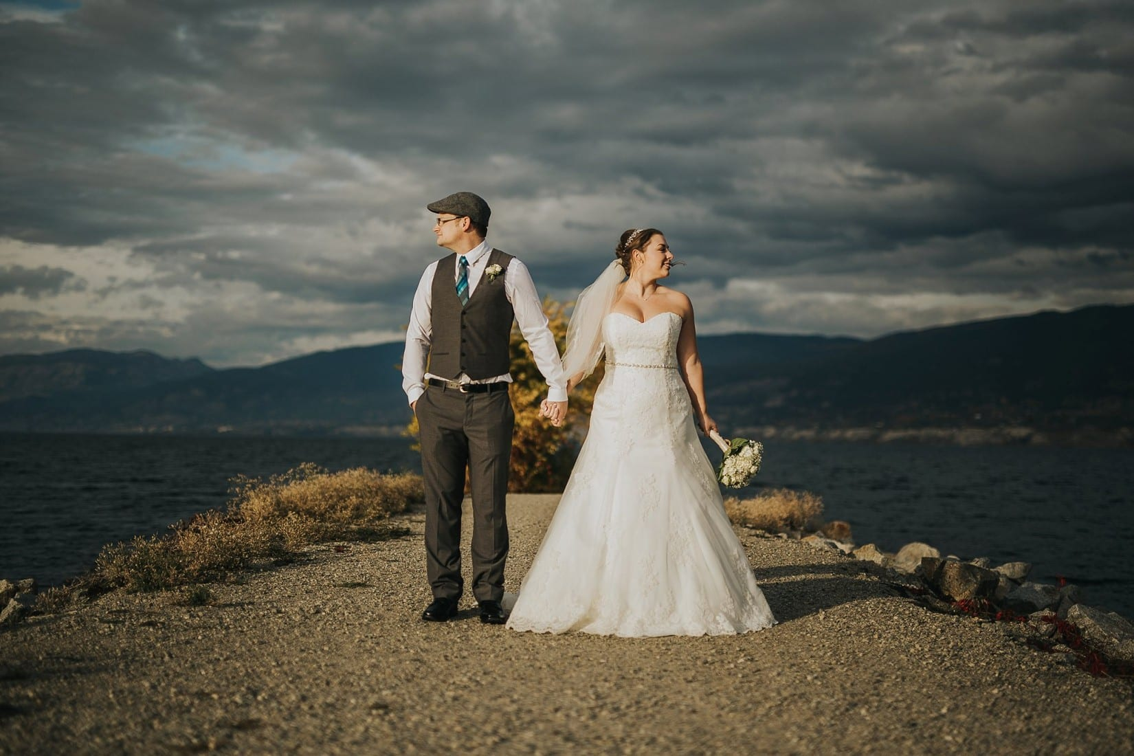 SS Sicamous Boat Wedding Penticton BC Photographer