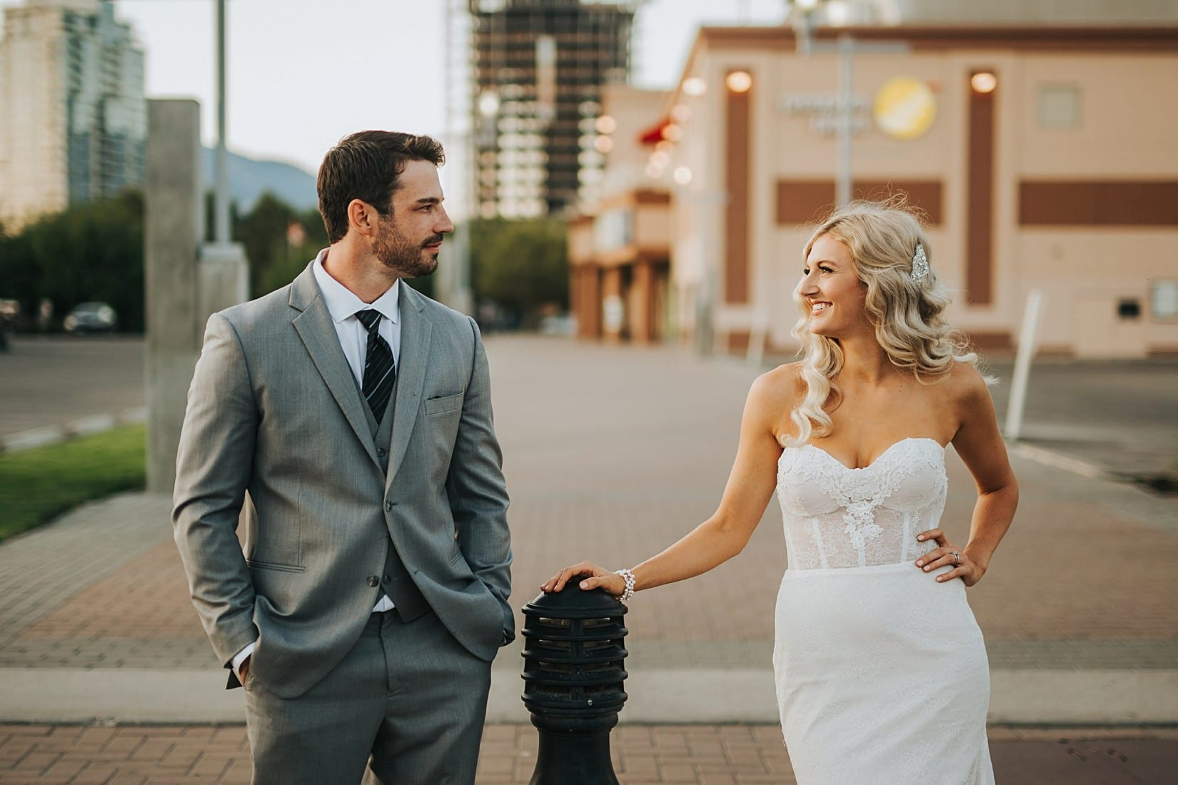 Off the Grid Winery Wedding Kelowna Photographer