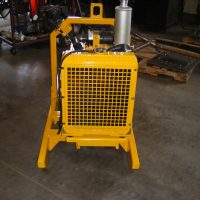 Hardwick Machinery Supply Pumps in shop