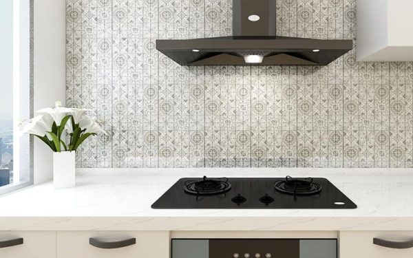 The Décor Glass Collection by Casa Roma, Classic Grey