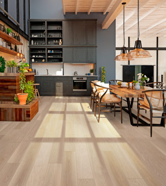 Intrigue - Blanched Walnut by Shaw Floors