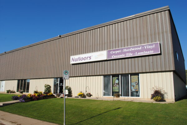Nufloors Fort Mcmurray Storefront