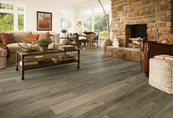 LUXE Plank with Rigid Core by Armstrong