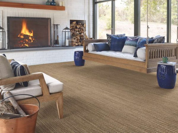 Natural Boucle by Shaw Floors