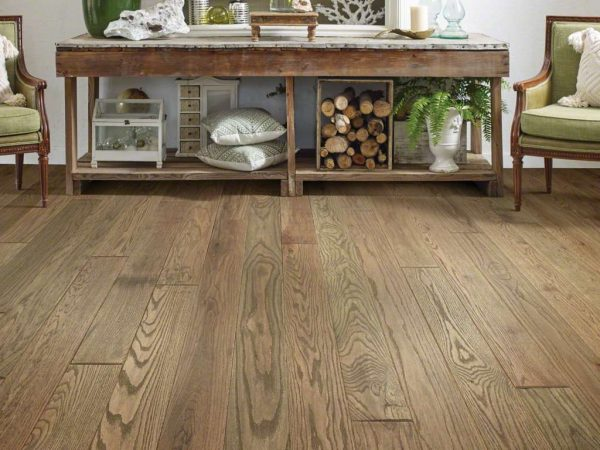 Glacier Lake in the colour Dockside by Shaw Floors